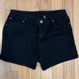 ASOS short shorts
